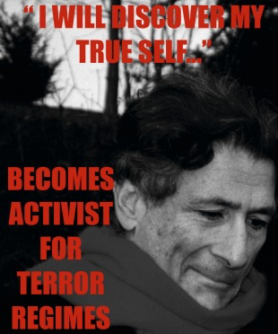 Edward W. Said True Self Meme