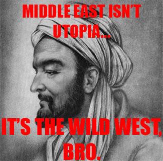 Ibn Khaldun Meme